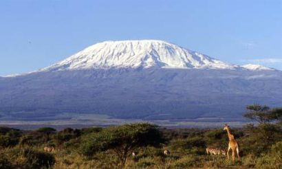 The Kilimandjaro